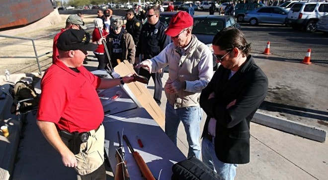 tucson gun buyback