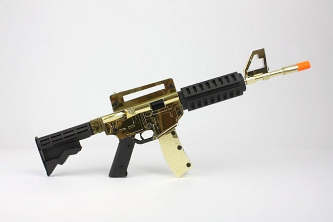 Paper Pellet Gun 5