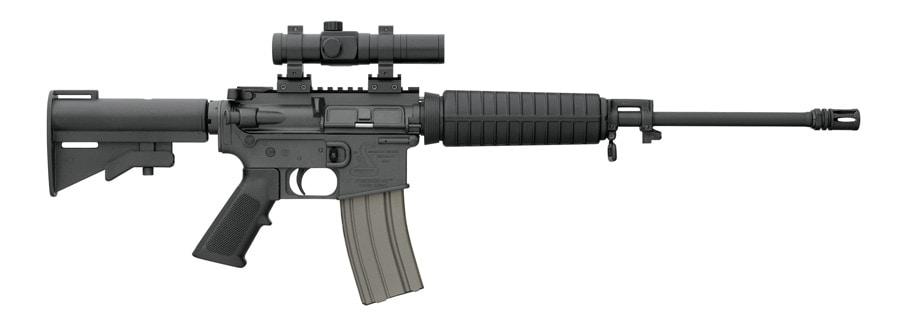Bushmaster AR-15 (Photo: Bushmaster.com)