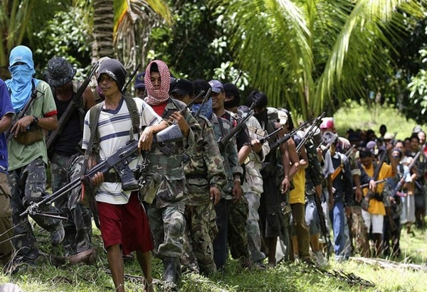 BAR on loan to Philippines rebels