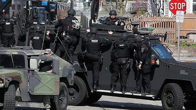 Boston SWAT