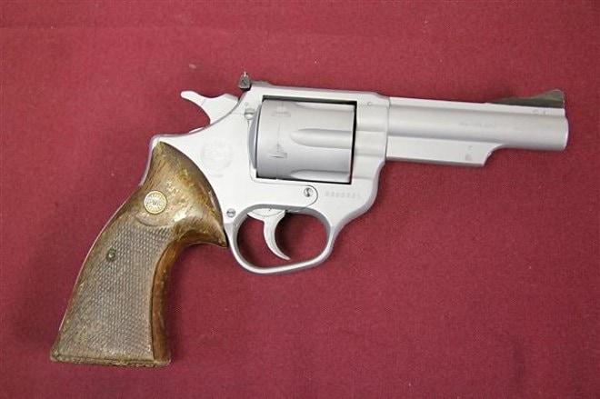 Chris Dorner Gun