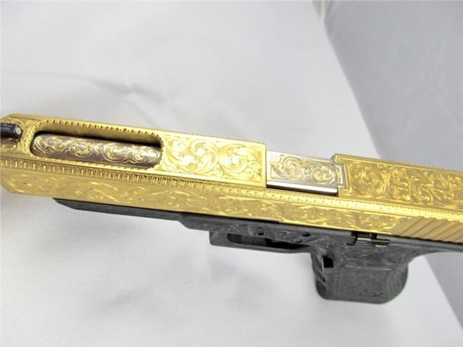 Engraved Glock - pix364796600