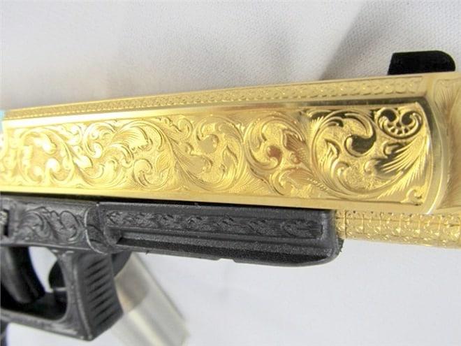 Engraved Glock - pix812822323