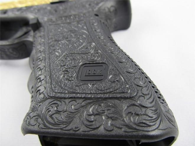 Engraved Glock - pix945874771
