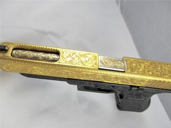 Engraved Glock - pix979501155