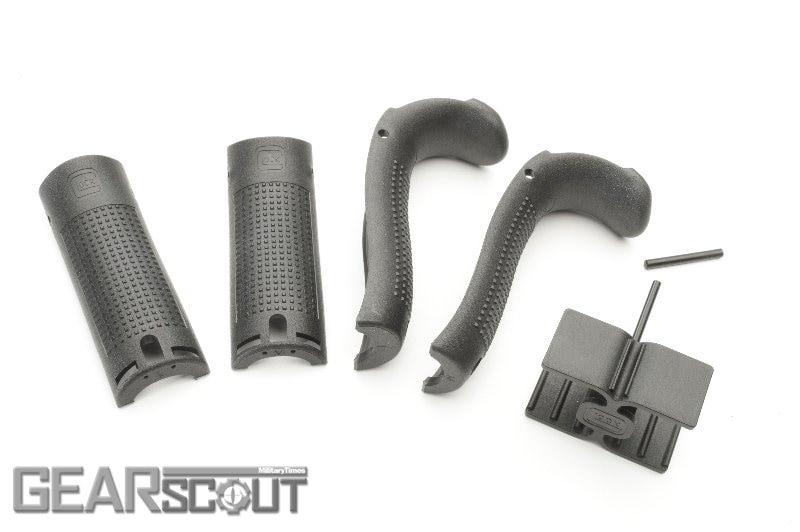 Glock Factory Beavertail Backstraps (5)