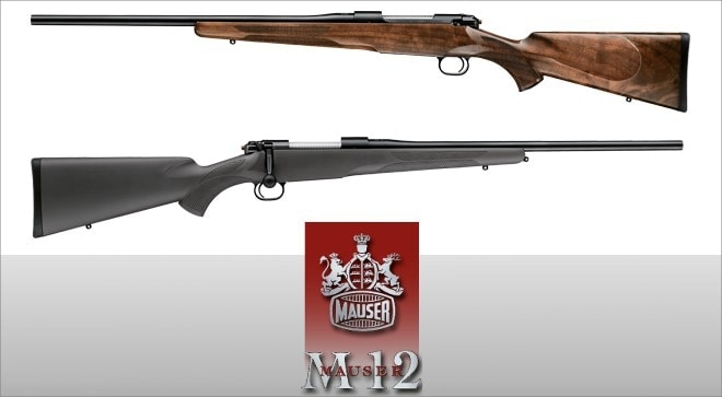 Mauser's Back with the New M12 Bolt-Action Rifle