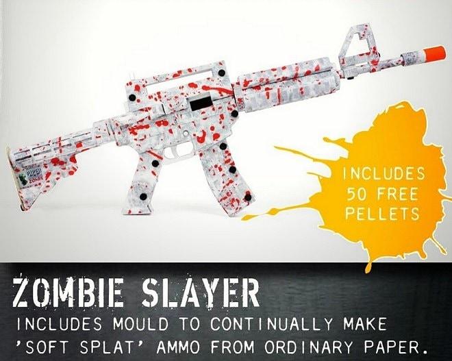 Paper Pellet Gun 3