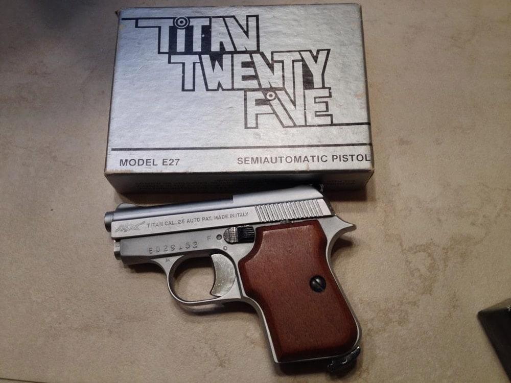 GT 27 Tanfoglio pistol: A gun that trumps the Gun Control