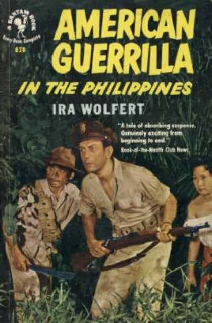 American Guerilla in the Philippines book cover