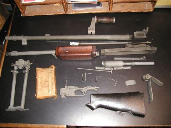 BAR parts kit