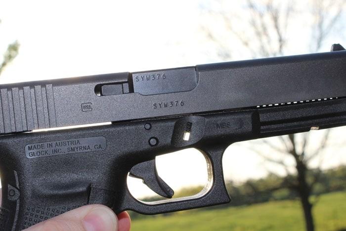 glock 15
