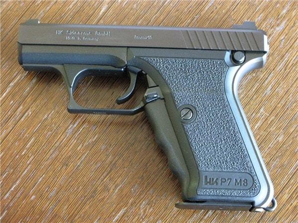 HKP7 M8 handgun