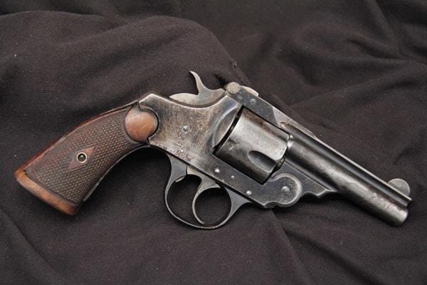 Iver Johnson revolver, third generation model