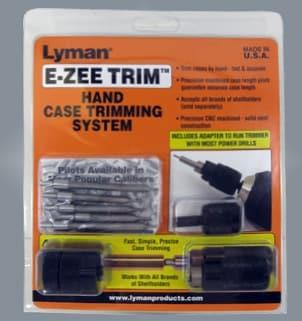 Lyman E-Zee Trim
