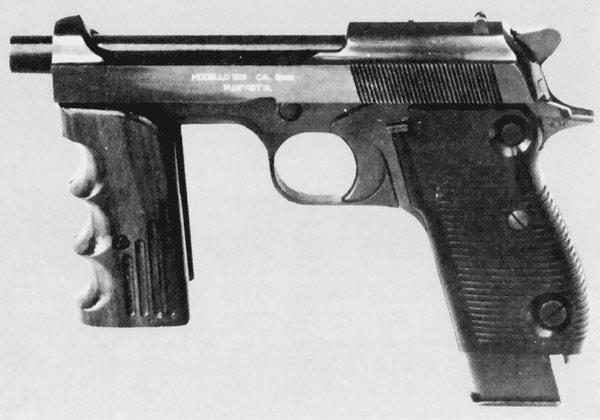 The Beretta M1951: Meet the M9s daddy - Guns com