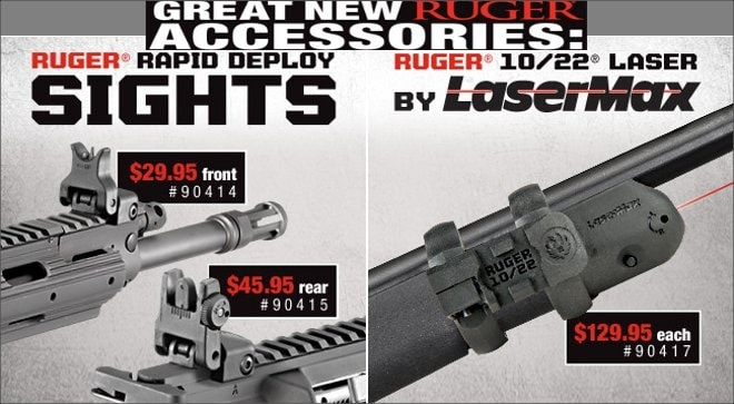 new ruger accessories