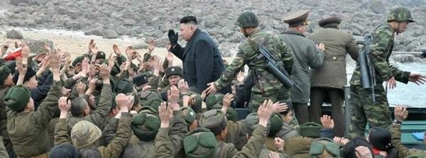 North Korea Kim Jung-un