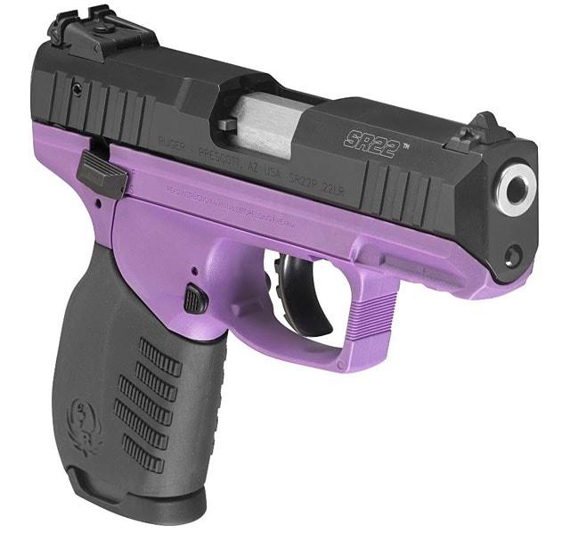 ruger-SR-22-purple