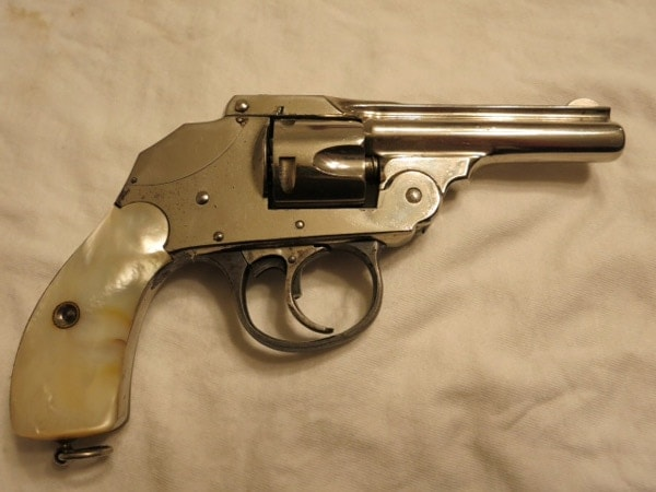 Iver Johnson Safety Automatic, the second hammerless model