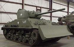 1942 M4A3E8 Sherman