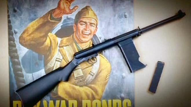 smith and wesson model 1940 rifle on era advertisement