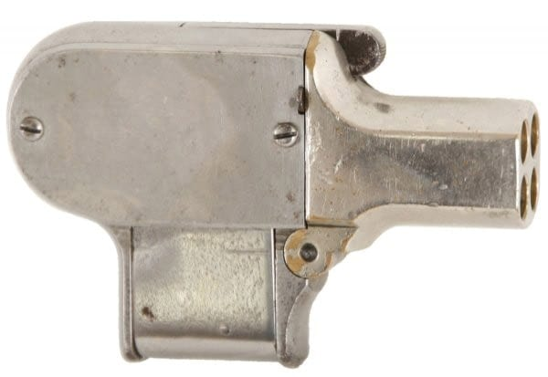 The Shattuck Arms Unique pistol