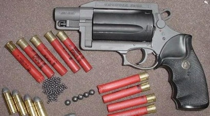 Before the Judge, There was the Thunder 5 - Guns com