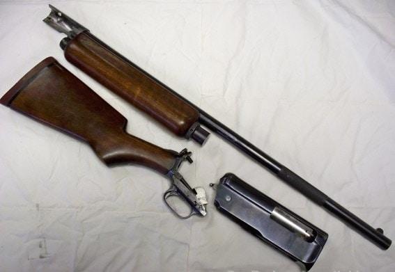 The Winchester 1911 Shotgun