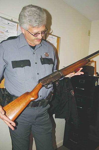 Winchester 1911 Shotgun