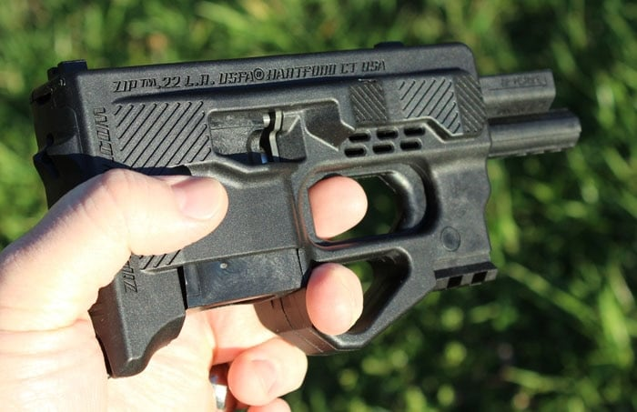 Gun Review Zip 22lr Is An Ingenious But Problematic Design Video