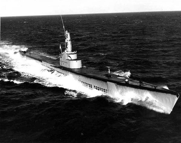 USS Queenfish, fast attack sub