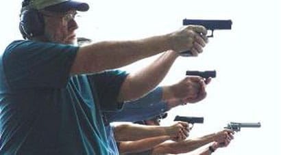 Firearms training classes fill to capacity (Photo credit: Heartland Training Team)