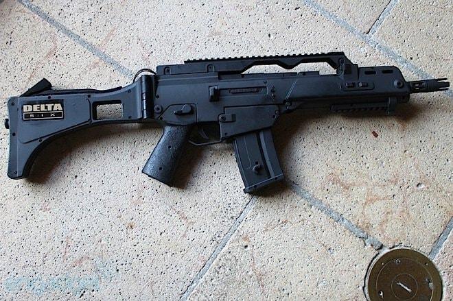 Delta Six Gun Controller - img1222