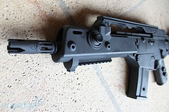 Delta Six Gun Controller - img1235