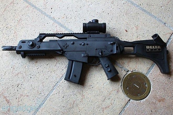 Delta Six Gun Controller - img1246