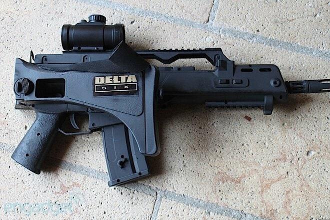 Delta Six Gun Controller - img1268