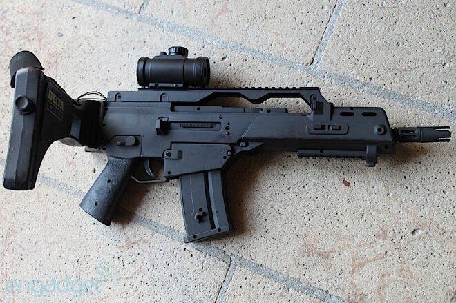 Delta Six Gun Controller - img1270