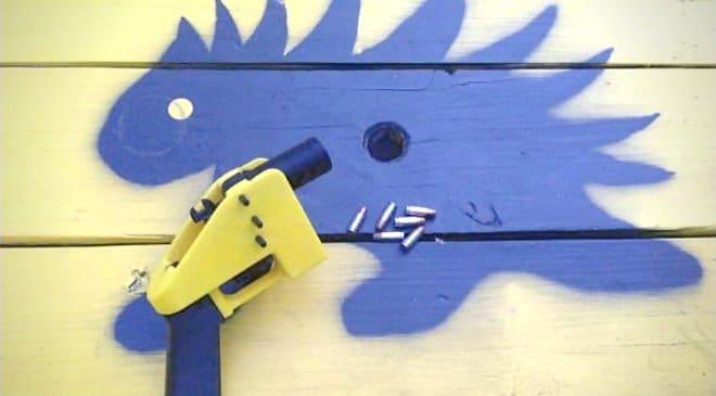 Lulzbot Gun