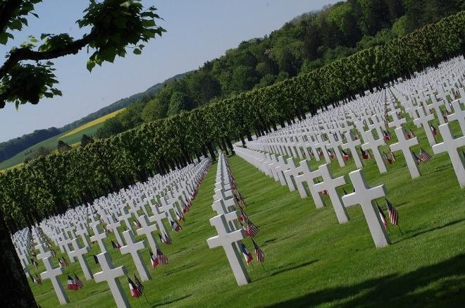 Meuse-Argonne American Cemetery - 10