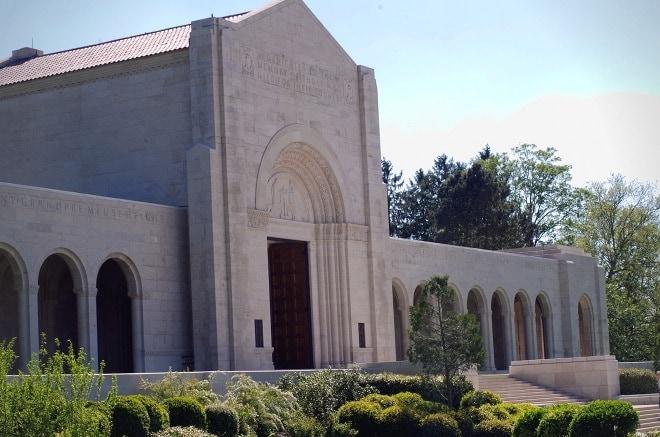 Meuse-Argonne American Cemetery - 12