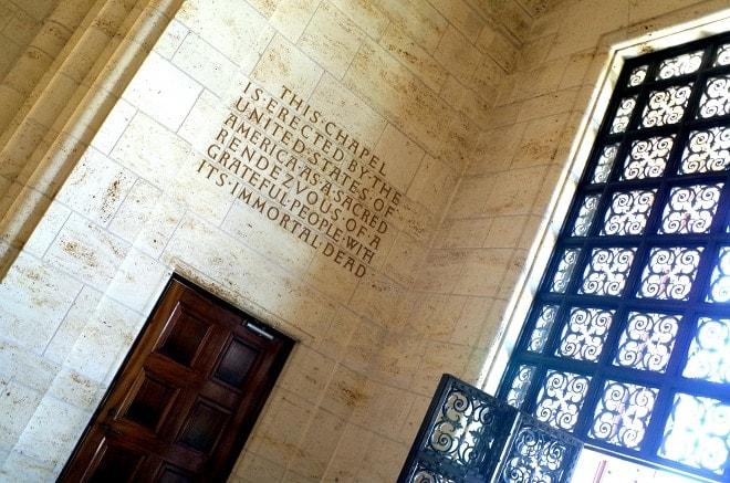 Meuse-Argonne American Cemetery - 16