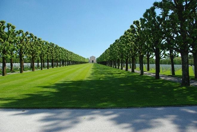 Meuse-Argonne American Cemetery - 2