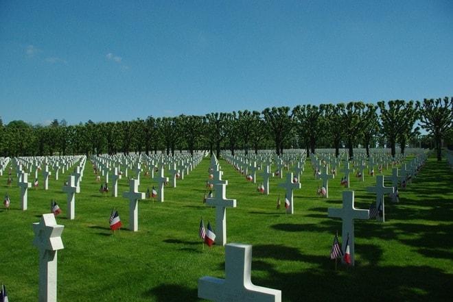 Meuse-Argonne American Cemetery - 4