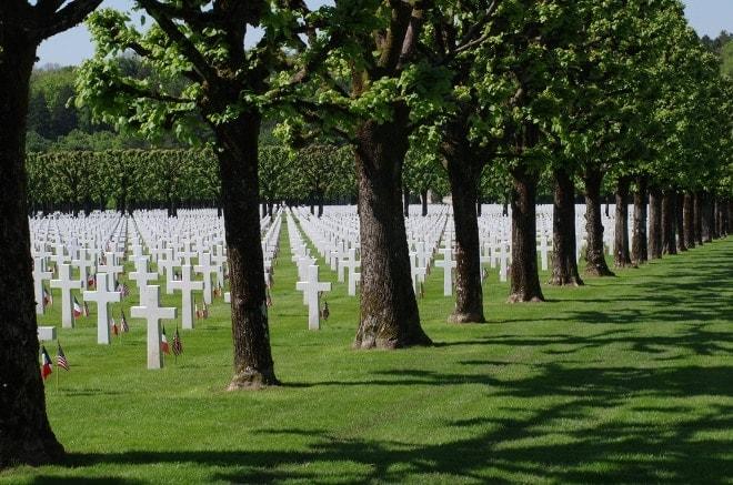 Meuse-Argonne American Cemetery - 5