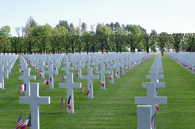 Meuse-Argonne American Cemetery - 6