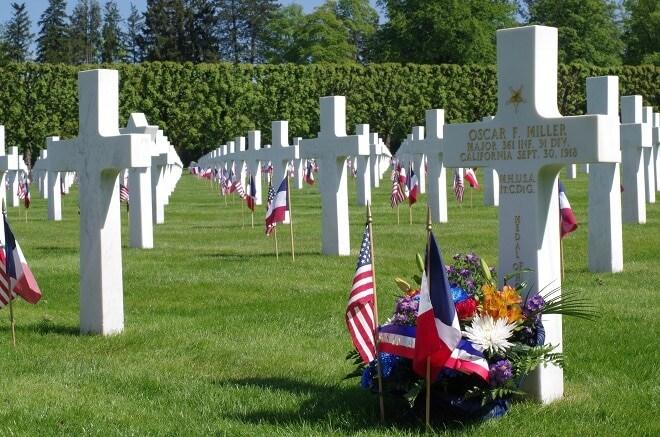 Meuse-Argonne American Cemetery - 7