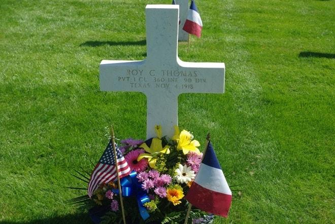 Meuse-Argonne American Cemetery - 8