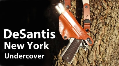 Gear Review: DeSantis Gunhide New York Undercover Shoulder Rig
